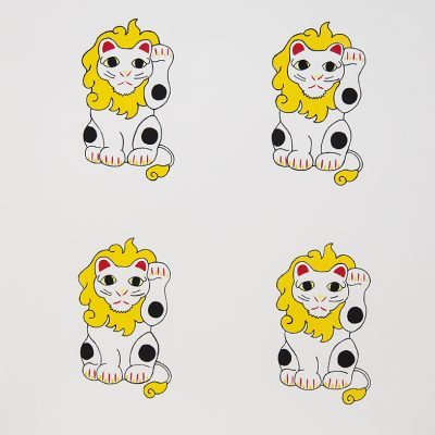 jenny booth lucky lions